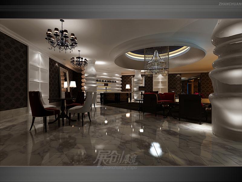 家居展厅成都展台搭建公司设计